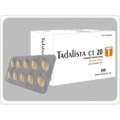 Tadalista Cialis - The Weekender 20mg X 10 Tablets