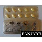 Tadalista Cialis - The Weekender 20mg X 20 Tablets